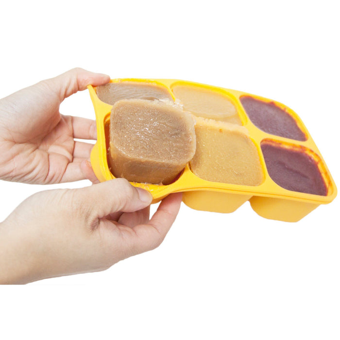 Meal Time - Marcus & Marcus Food Cube Tray - Pokey
