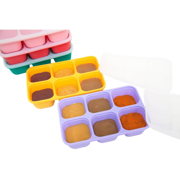 Meal Time - Marcus & Marcus Food Cube Tray - Willo