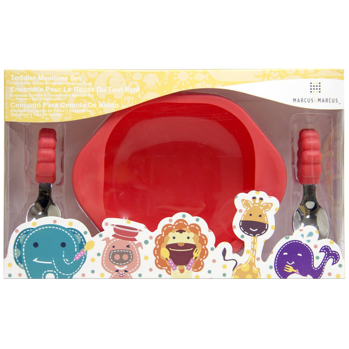 Meal Time - Marcus & Marcus Toddler Mealtime Set - Marcus