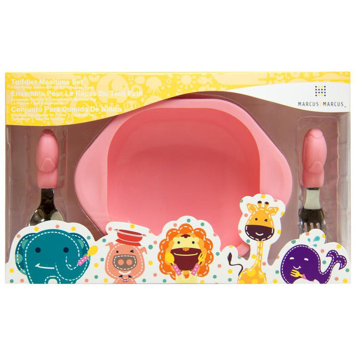 Meal Time - Marcus & Marcus Toddler Mealtime Set - Pokey