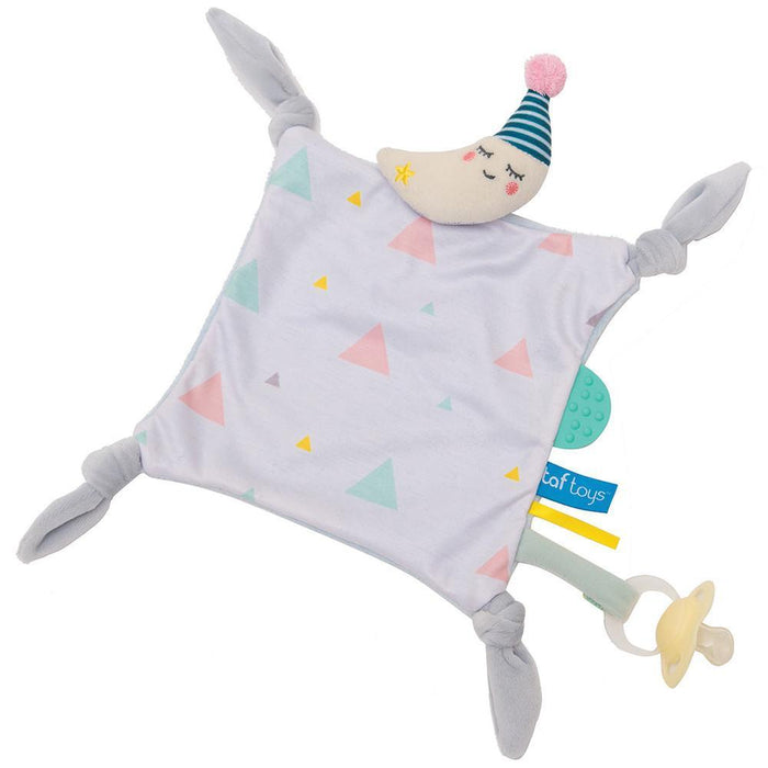 Mobiles & Soothers - Taf Toys Mini Moon Blankie