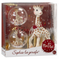 My first Chrismas time Sophie la girafe - Little Baby