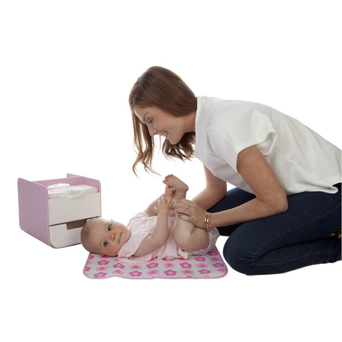 Nappy Caddy - B.Box Diaper Caddy (Mellow Lellow)
