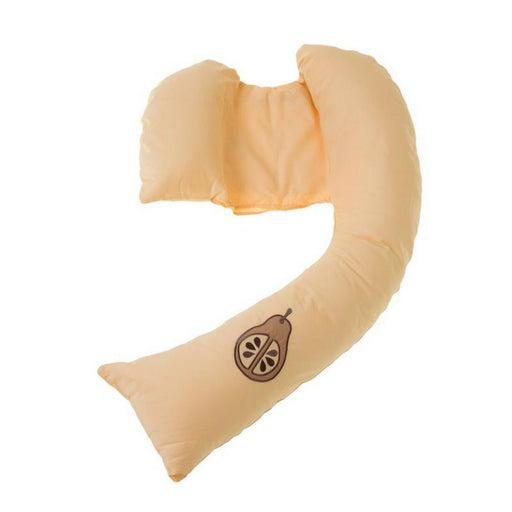 Nursing Pillow - Dreamgenii Pregnancy Support & Feeding Pillow - Ivory Pear