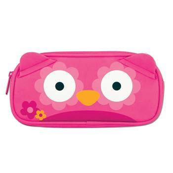 Pencil Case - Stephen Joseph Pencil Pouch (Owl)