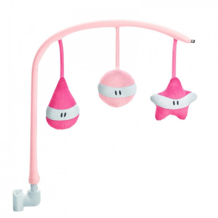 BEABA Play Arch The Up & Down Bouncer III - Pink