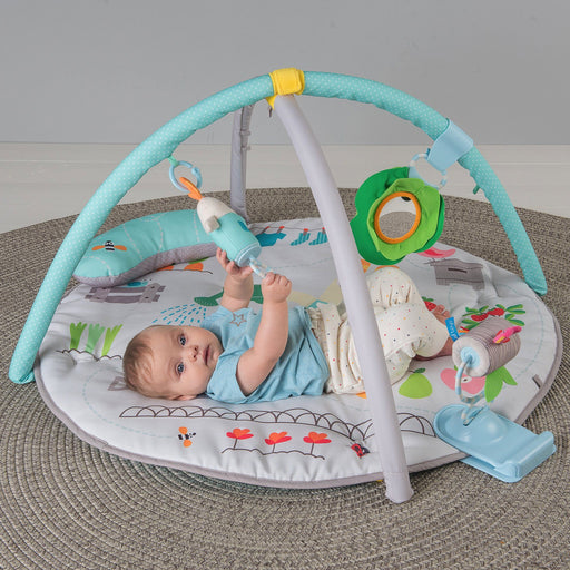Play Gyms - Taf Toys Garden Tummy-Time Gym