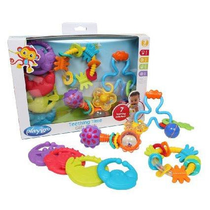 PlayGro Teething Time Gift Pack