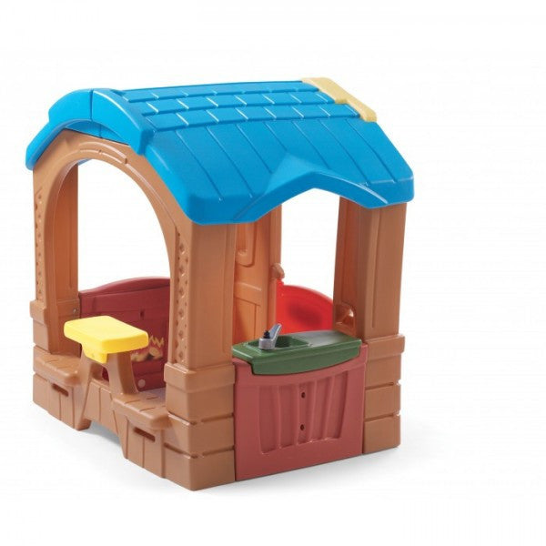 Step 2 Play Up Picnic Cottage - Little Baby Singapore - 2