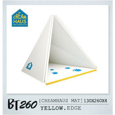 Playmat - Creamhaus Mat (Yellow Edge)