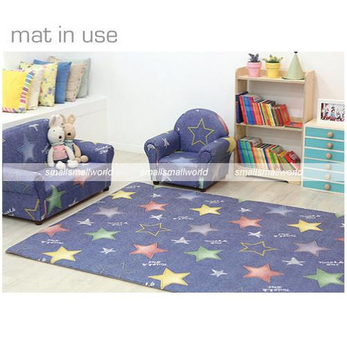 Playmat - LG Hausys Playmat - Denim Star