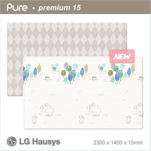 Playmat - LG Hausys PURE In The Forest (Premium 15)