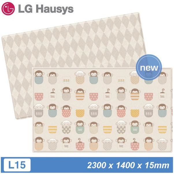 Playmat - LG Little Monkey (size L15)