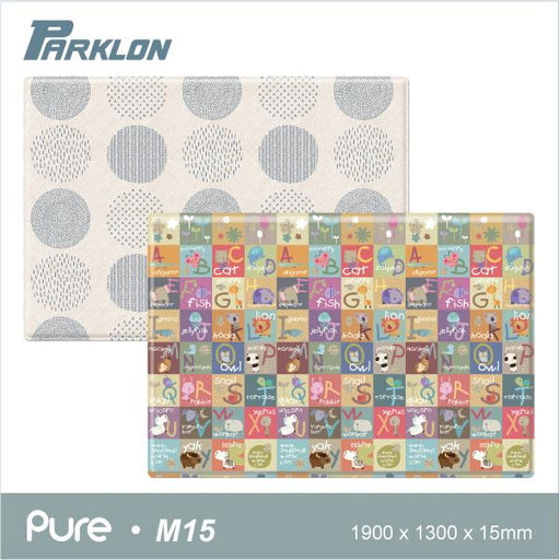Playmat - Parklon Pure Animal Blue Spots (size M15)