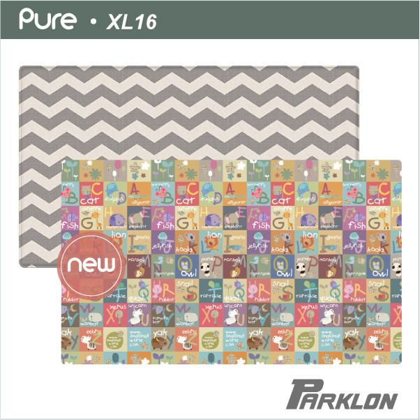 Playmat - Parklon PURE Animal + Zig Zag (size XL16)