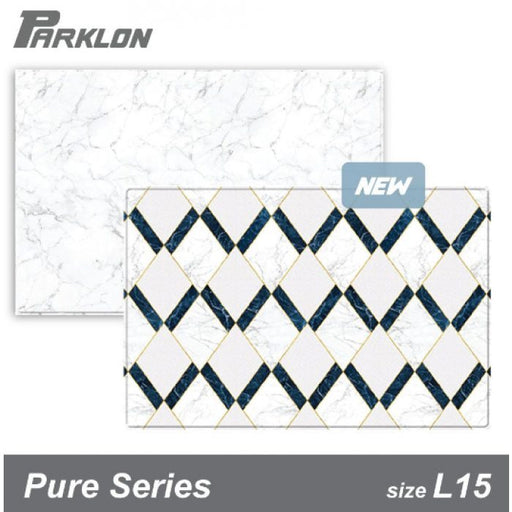 Playmat - Parklon Pure Royal Blue Marble (Size L15)