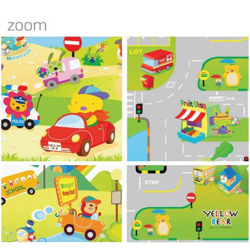 Playmat - Parklon YB RIDERS (SIZE XL16)