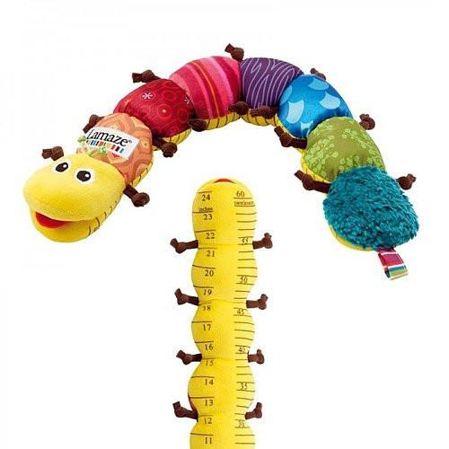 Plush Toy - Lamaze Musical Inchworm