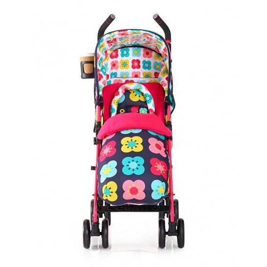 Cosatto Supa Pushchair - Poppidelic - Little Baby Singapore