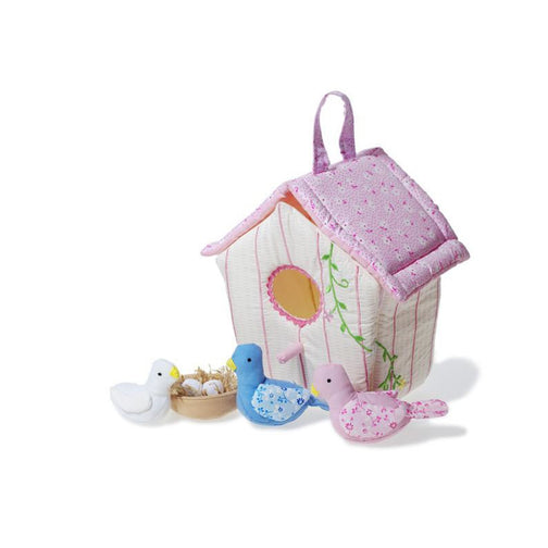 Pretend Play - Oskar & Ellen Bird House