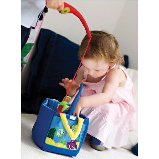 Pretend Play - Oskar & Ellen Fishpond Bag
