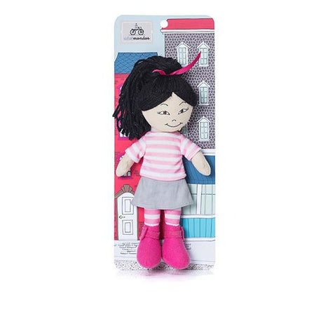 Minimondos Soft Doll (Small) - Mia - Little Baby
