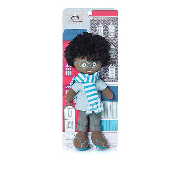 Minimondos Soft Doll (Small) - Rafi - Little Baby