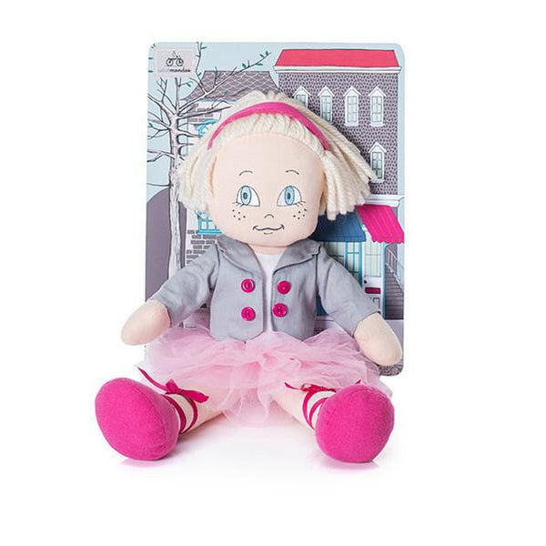 Minimondos Soft Doll (Large) - Sophie - Little Baby
