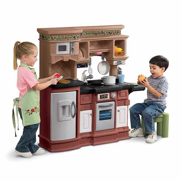 Role Play - Little Tikes GOURMET PREP 'n SERVE KITCHEN