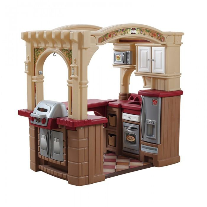 Role Play - Step 2 Grand Walk-In Kitchen & Grill™