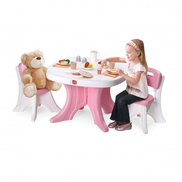 New Traditions Table & Chairs Set™ - Little Baby