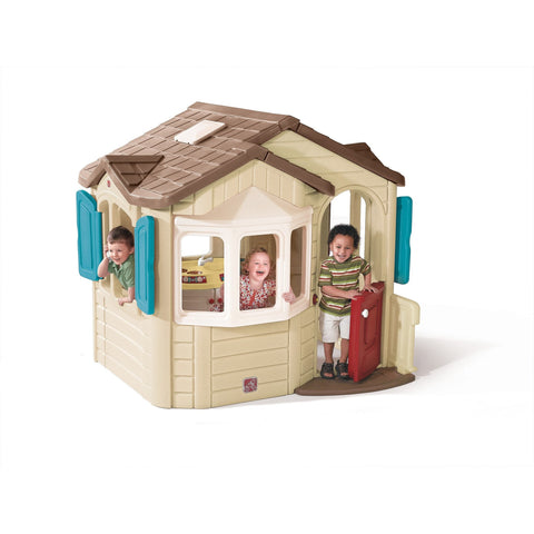 Step 2 Naturally Playful® Welcome Home Playhouse™