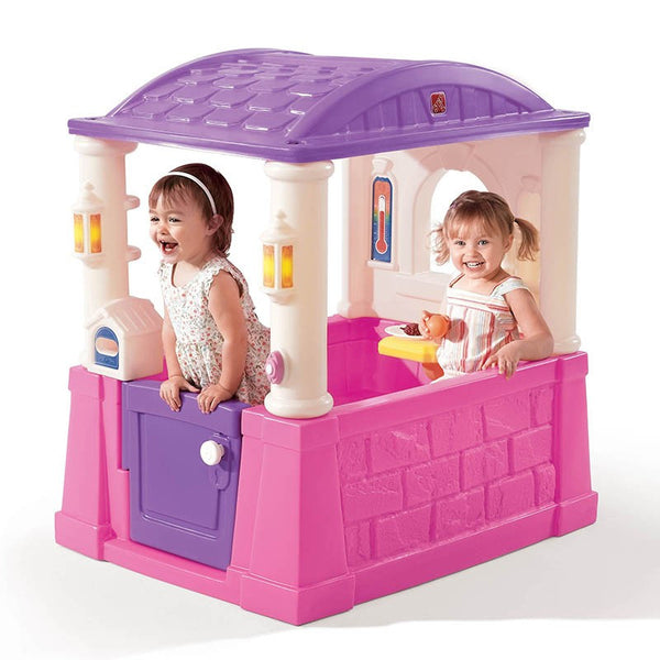 Step 2 Four Seasons Playhouse (Pink) - Little Baby