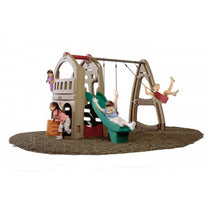 Step 2 Naturally Playful® Playhouse Climber & Swing Extension - Little Baby