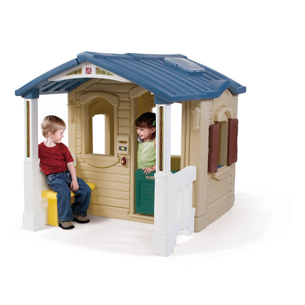 Step 2 Naturally Playful® Front Porch Playhouse - Little Baby