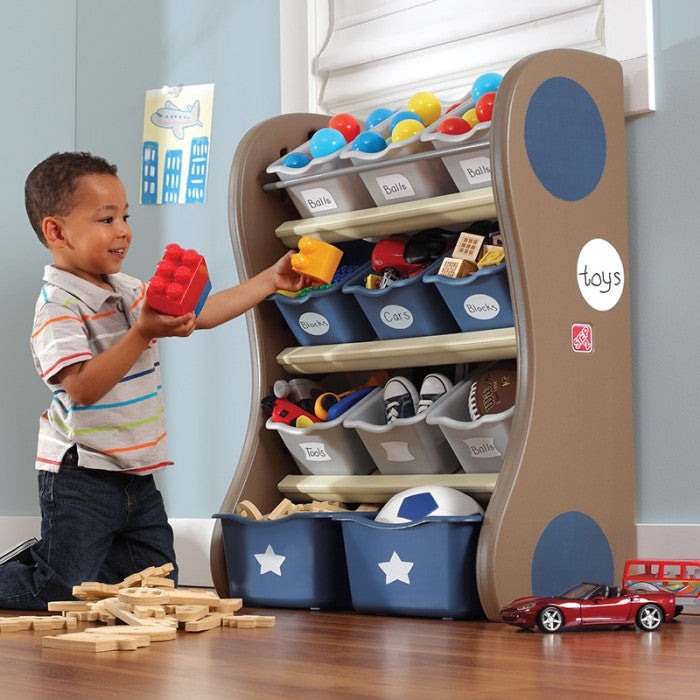 Step 2 Neat & Tidy Storage Bins ™ - Little Baby