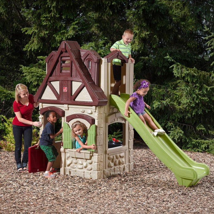 Step 2 2-Story Playhouse & Slide™ (Pre Order)