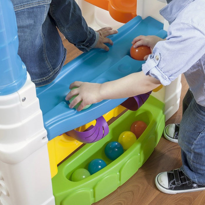 Step 2 WonderBall Fun House - Little Baby Singapore - 3