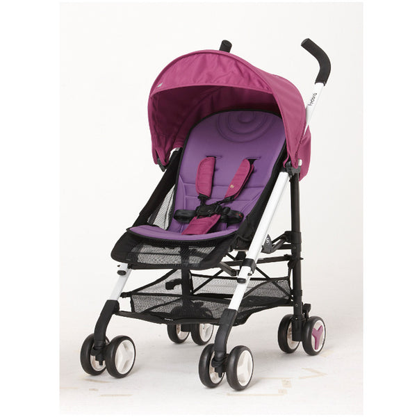 Fedora S3 Plus Stroller - Lychee Purple - Little Baby