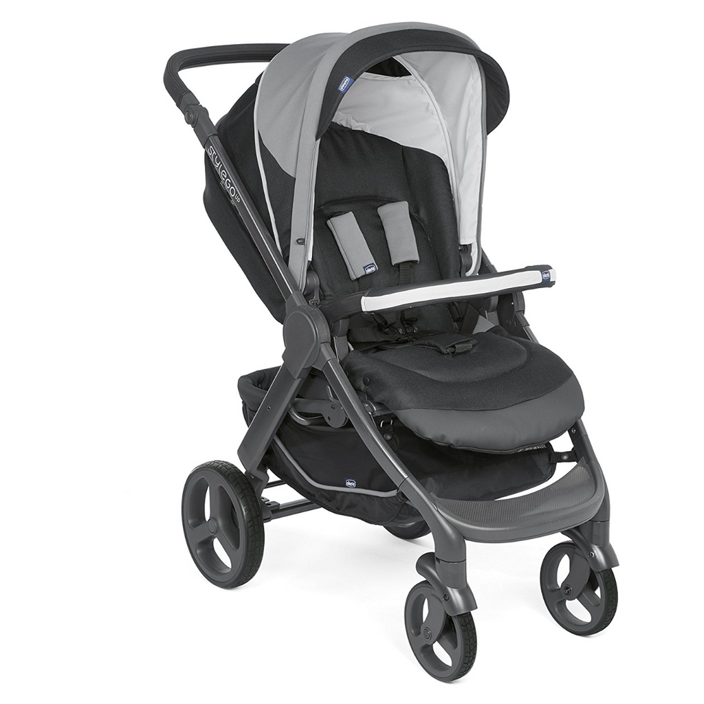 Chicco - Stylego Up Stroller Cross Jet Black