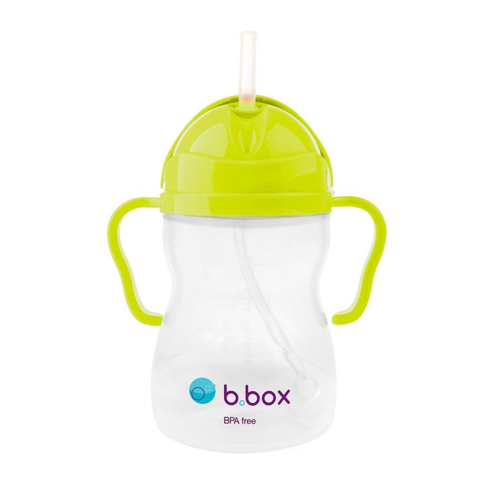 Sippy Cup - B.Box Sippy Cup (Lemon) - The Classic Old Straw