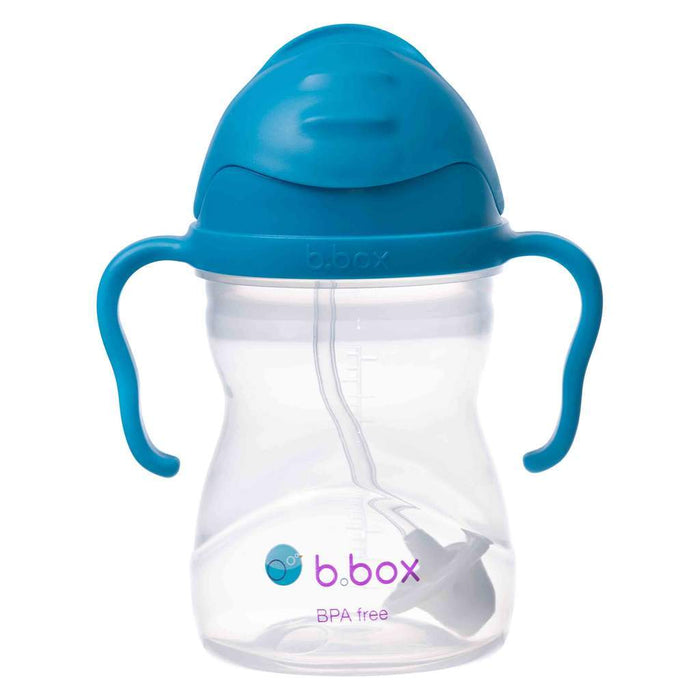 Sippy Cup - B.Box Sippy Cup Neon - Cobalt (NEW Upgraded 2019)
