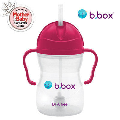 B.Box Sippy Cup (Raspberry)