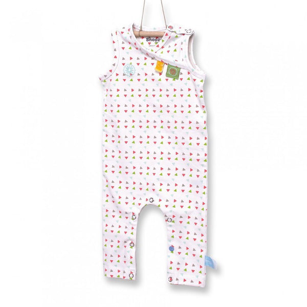 Snoozebaby Sleeveless Suit - Little Baby