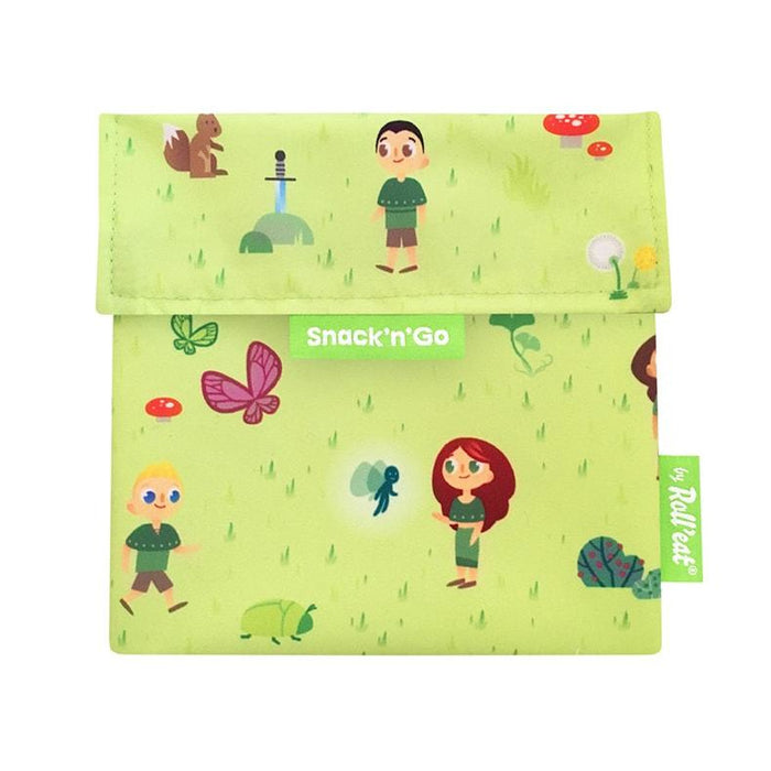 Snack Bags - Roll'eat Snack'n'Go Kids Forest