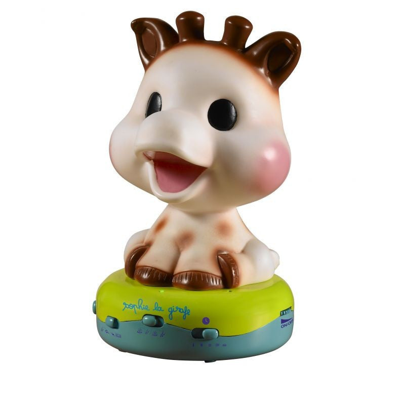 Sophie the giraffe Musical nightlight with 27 functions - Little Baby