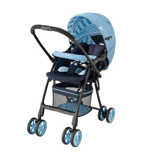 Stroller - Aprica Flyle Dungaree Blue