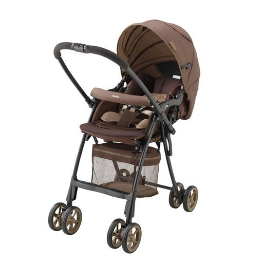 Stroller - Aprica FLYLE Dungaree BROWN