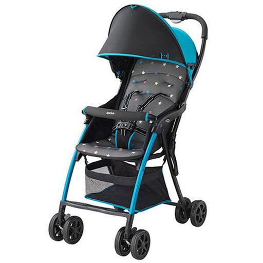 Stroller - Aprica Magical Air PLUS TURQUISE STAR