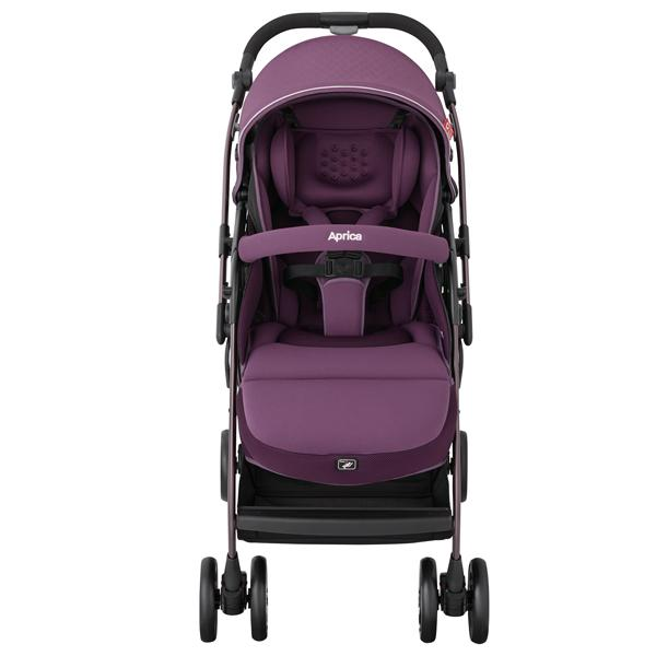 Stroller - Aprica Optia Premium Purple